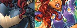 Yelling About Comics Podcast - Batgirl vs. Starfire