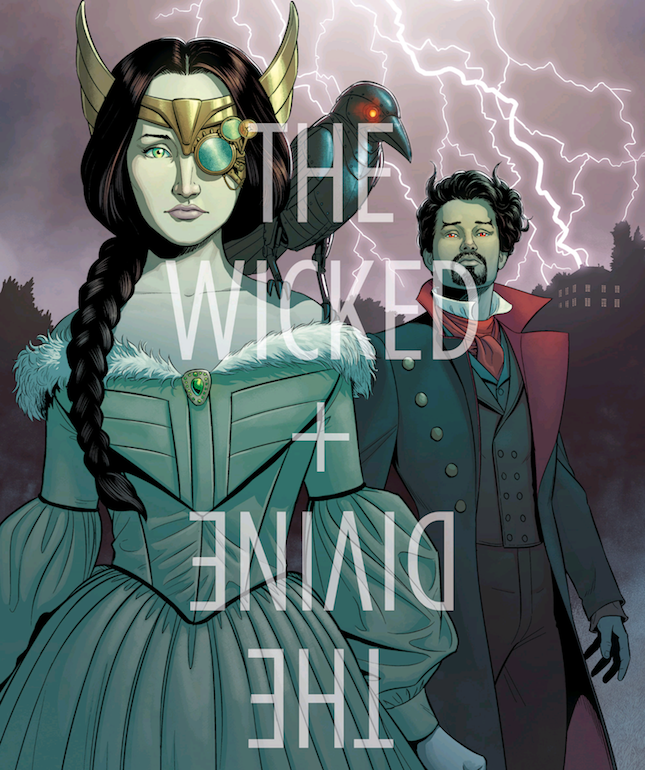 the wicked and the divine 1831