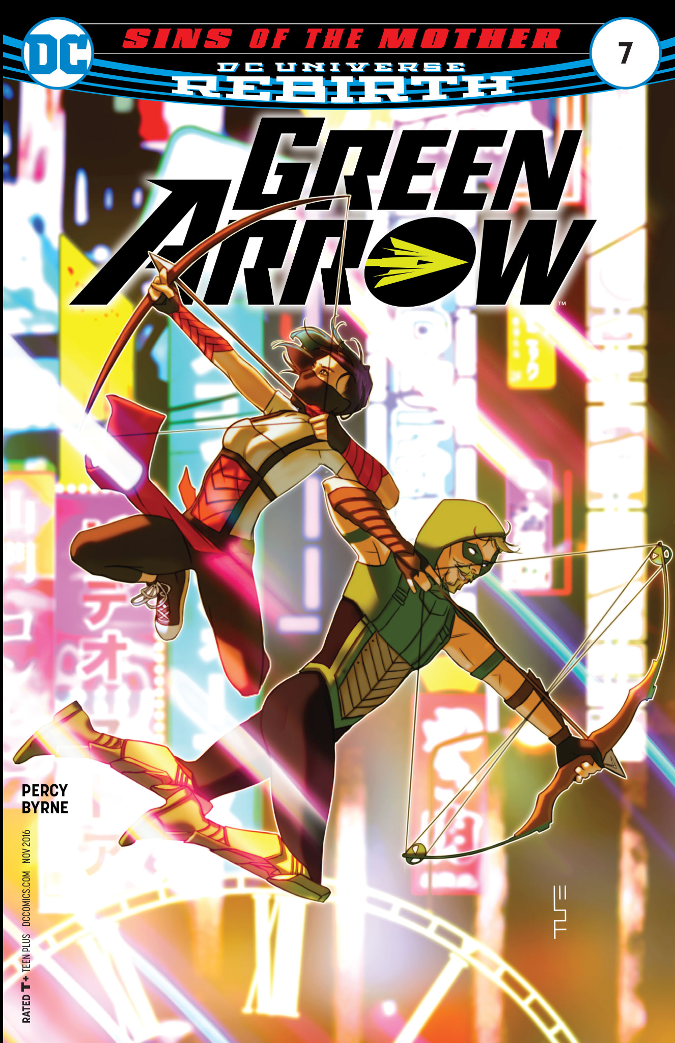 Green Arrow 7 review
