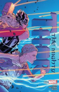 Mighty Thor 11 review