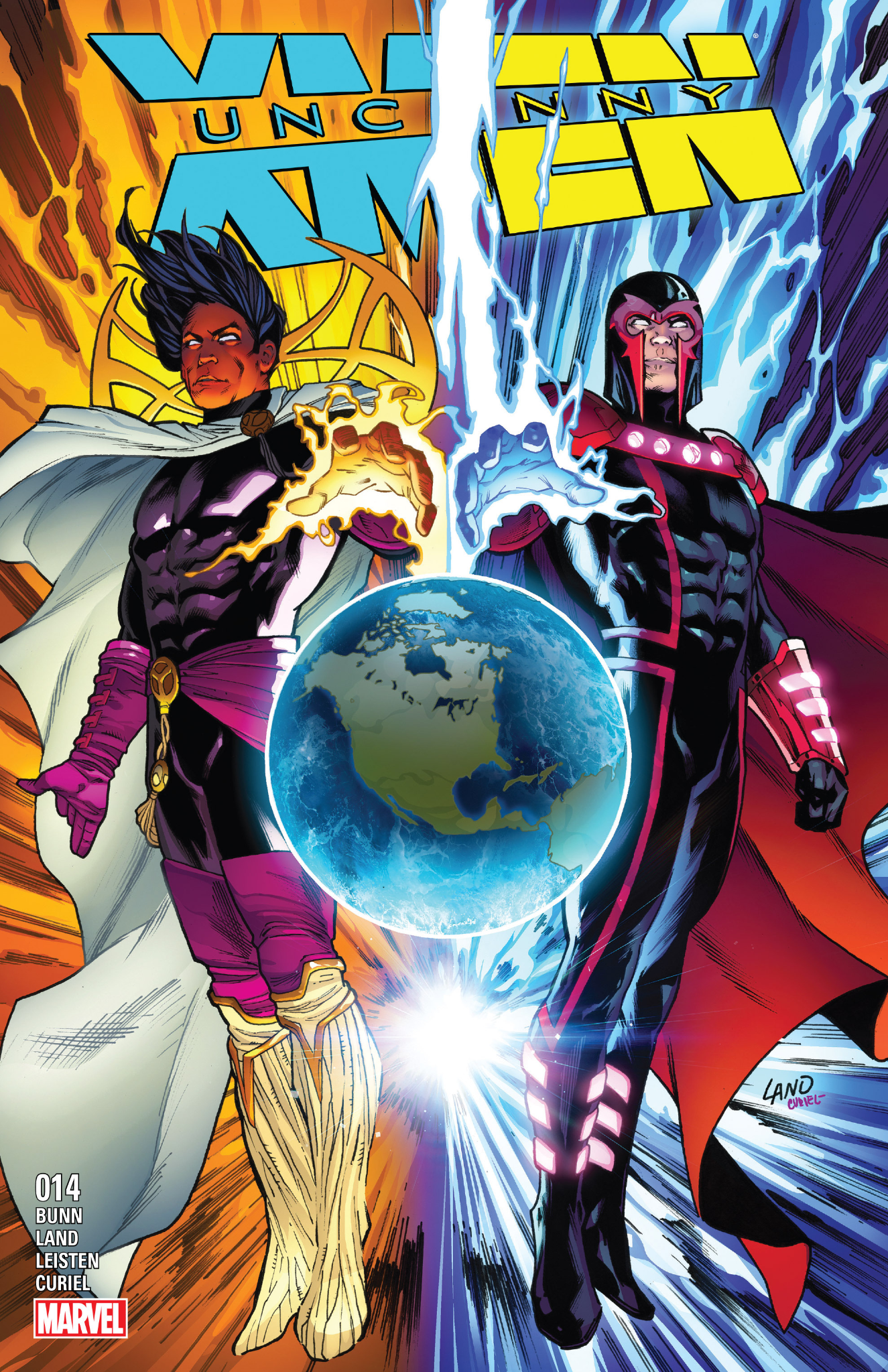 Uncanny X-Men 14 review