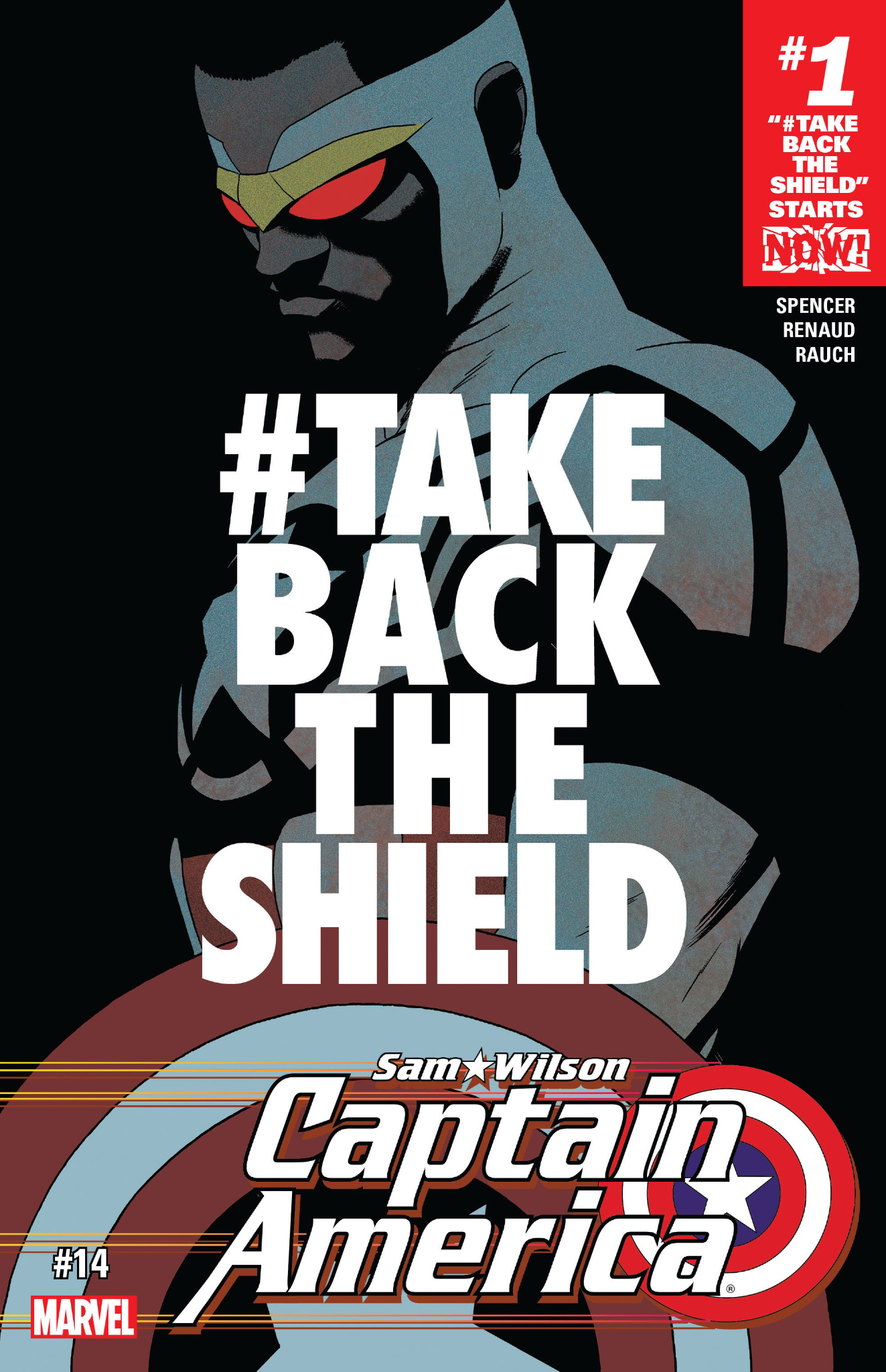 Captain America Sam Wilson 14 review