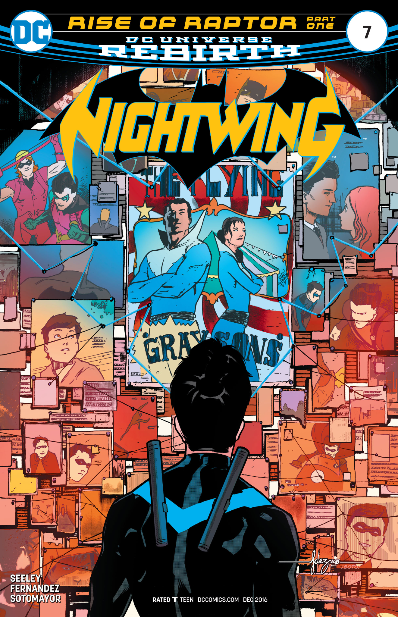 Nightwing 7 review