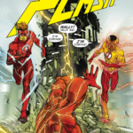 The Flash #9 Review – Press in Case of Wallys