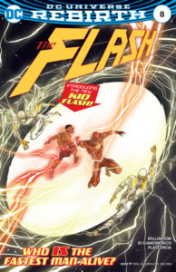 The Flash 8 review
