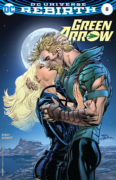 Green Arrow 8 review