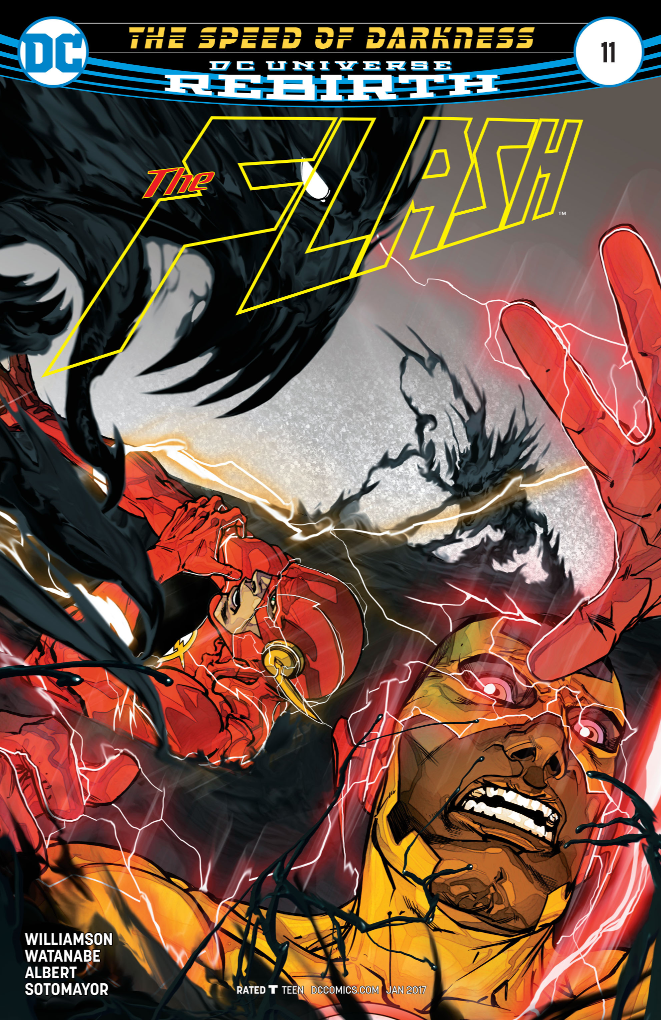 The Flash 11 review