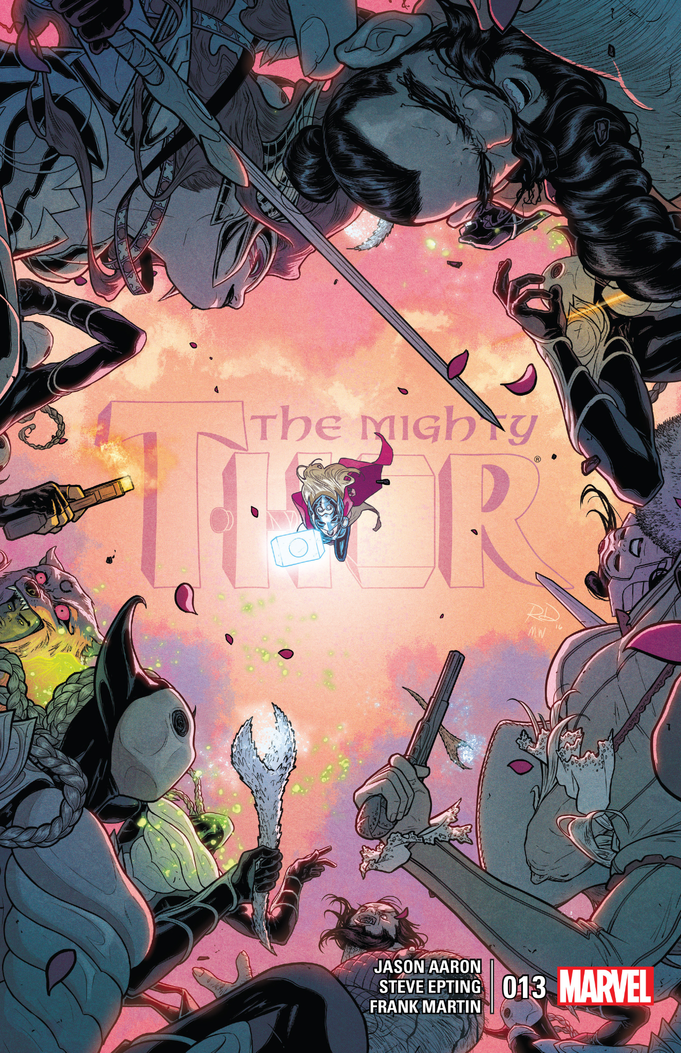 The Mighty Thor 13 Review