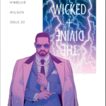The Wicked and The Divine #23 Review — Interview with a God