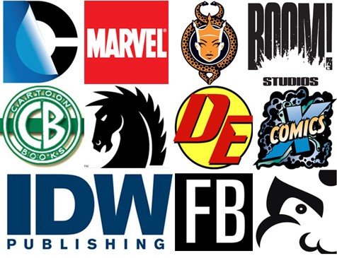 Comic Publishers