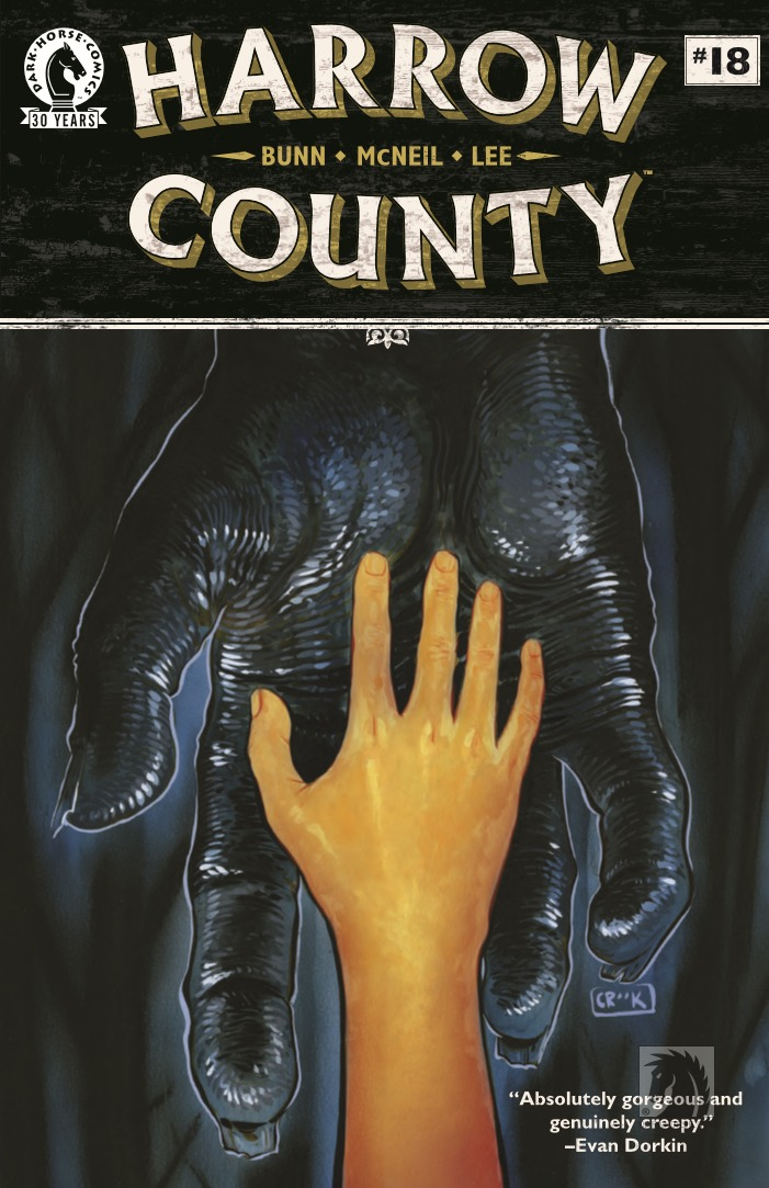 harrow county 18