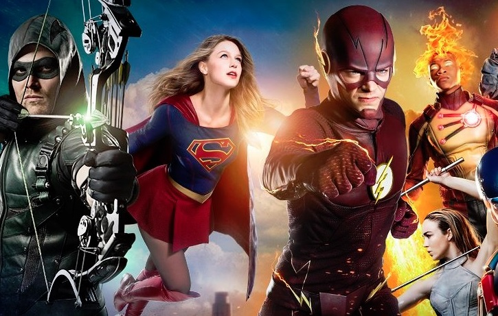 CW Superhero TV shows