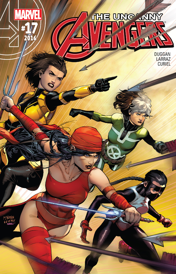 Uncanny Avengers 17 review