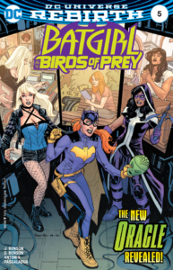 Batgirl and the Birds of Prey 5 review