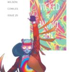 The Wicked and the Divine #25 — Darkness, everyone, darkness!