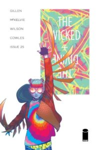 the wicked and the divine 25