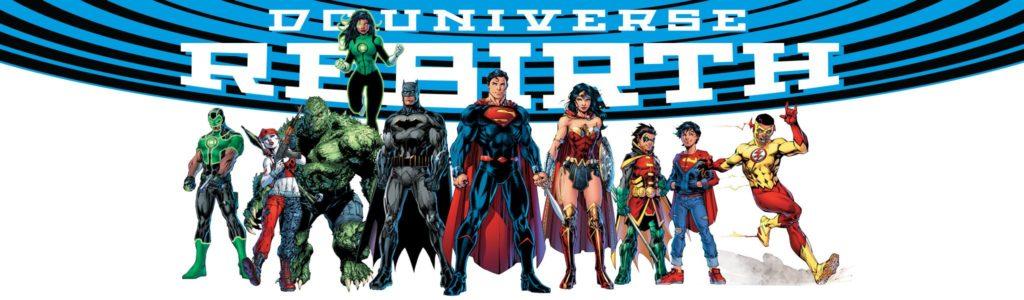 DC Universe Rebirth