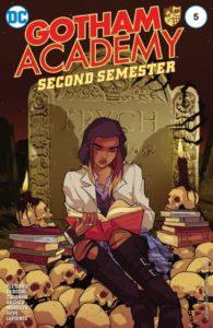 Gotham Academy Second Semester 5