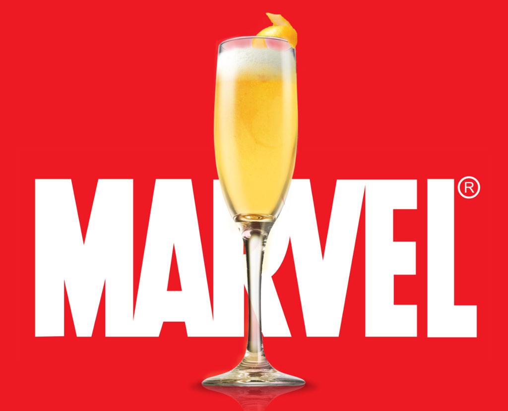 Monday Marvel Mimosas