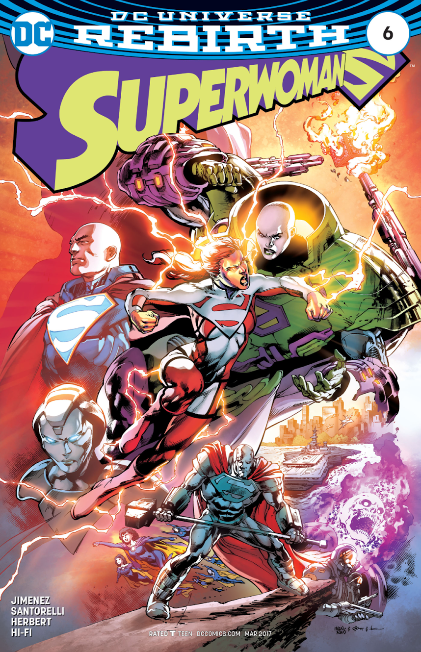 Superwoman 6 review