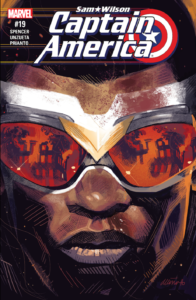 Captain America Sam Wilson 19 review