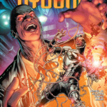 Cyborg #9 Review – Daddy Issues