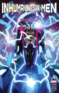 Inhumans vs X-Men 4 review