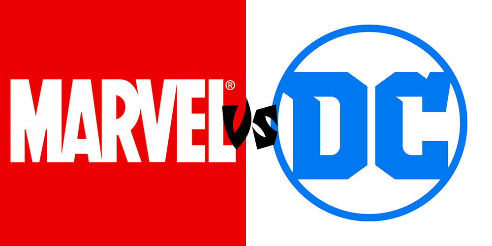 Komik Kombat Marvel vs DC