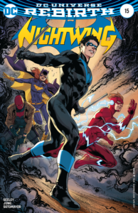 Nightwing 15 review