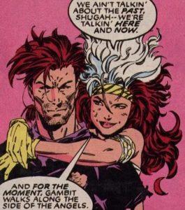 favorite comic book couples