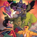 Teen Titans 5 review