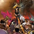 Inhumans vs X-Men 6 review