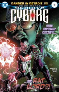 Cyborg 10 review