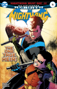 Nightwing 16 review