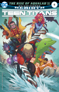 Teen Titans 6 review