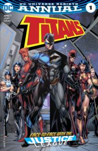 Titans Annual 1 Review