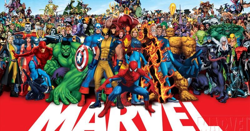 Marvel Comics reshuffle
