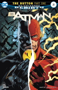 Batman 21 review