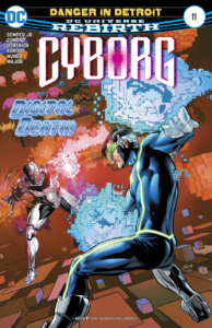 Cyborg 11 review