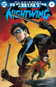 Nightwing 19 review