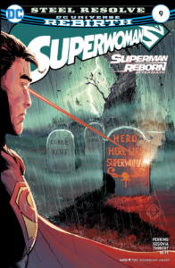 Superwoman 9 review