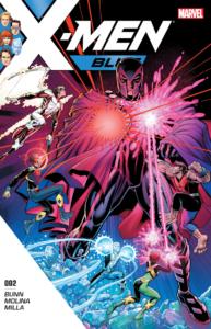 X-Men Blue 2 Review