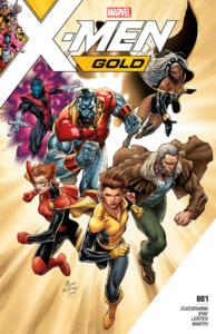 X-Men Gold 1 Review