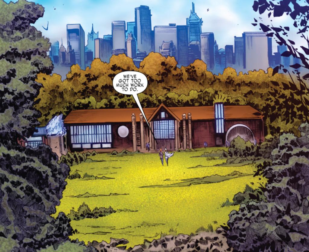 X-Men Prime review