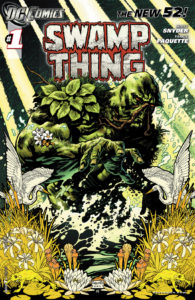 Swamp Thing New 52 1