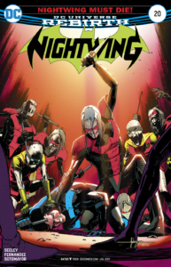 Nightwing 20 review