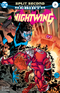 Nightwing 21 Review