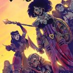 Rat Queens #3 Review — Turn and Face the Strange