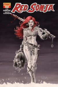 Red Sonja Gail Simone 1