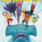 Teen Titans #7 Review – But can he converse with fish?
